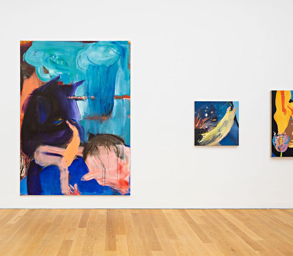 Daniel Rossi Jetzt Junge Malerei In Deutschland